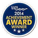 2014 Achievement Award Winner Badge